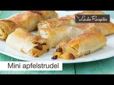 Video: mini apfelstrudel - Leuke recepten