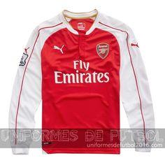 Venta de Jersey local para uniforme del ML Arsenal 2015-16  22.90 Arsenal e530b27987409