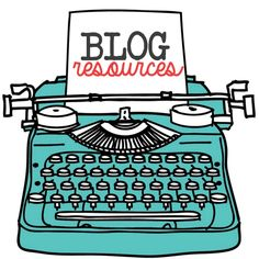 Blog Resources: list of links, advertising networks, how to create an ebook, etc.