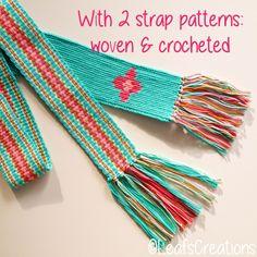 Mochila Bag With Flowers Crochet Pattern