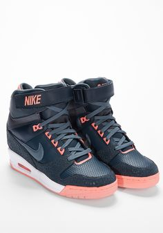 NIKE Air Revolution Sky Hi Leather