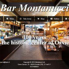 Bar Montanucci sito web