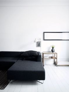 Et hjem fyldt med Designikoner | Boligmagasinet.dk