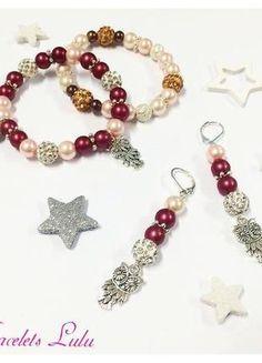 Kupuj mé předměty na #vinted http://www.vinted.cz/doplnky/sety/10531637-set-naramek-nausnice-se-sovickou