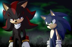 No tengo idea by Myly14.deviantart.com on @DeviantArt Sonic: Shadow! Are you with us or not? Shadow: *Silence*