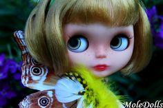OOAK Custom N#76 by MoleDolls   Flickr - Photo Sharing!