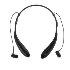 New Best-selling Portable HV-801 Flexible Neck-strap Style In-ear Wireless Sport Stereo Bluetooth 4.0 Hands-free Music Headphone Earphone Headset with Microphone for Smart phones Tablet PC Notebook