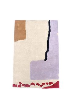 11 Buys That Make You Feel Like A Better Human Cold Picnic Painted Caves Rug, $120, available at Cold Picnic.