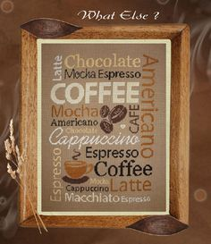 A must for any coffee lover