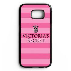 Victoria Secret Logo Samsung Galaxy S6 Edge Plus Case
