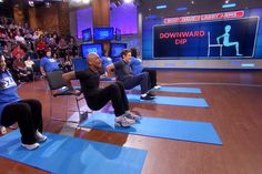 Montel Williams has four new ways to get rid of your biggest body bulges in no time at all. Fight flabby arms, back fat, and love handles – no gym required!
