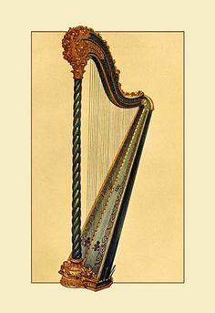 Pedal Harp