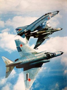 Japan Air Self-Defense Force Kai Hikōtai Photographer unknown . Military Humor, Fun Shots, Jet Plane, Helicopters, Military Aircraft, Airplanes, Military Vehicles, Wwii, Air Force