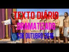 TEXTO DIARIO (DRAMATIZADO) 01 DE OUTUBRO 2016