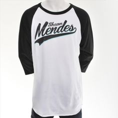 Mendes Baseball Raglan - Apparel