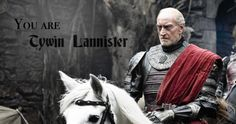 I am Tywin Lannister!