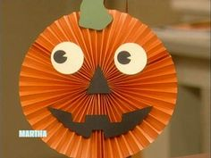 Halloween Hang-Ups Videos | Holidays How to's and ideas | Martha Stewart
