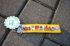 """Schlüsselband """"Baustelle"""" von FrauGrasWieHeu13 auf DaWanda.com"""