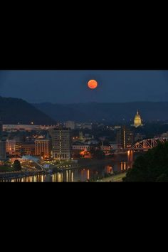 Charleston, WV, I pass this small town every time I visit family in Hazard Ky. It looks like a great area! Can't wait to visit soon.
