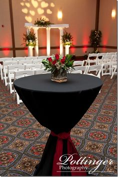 cocktail tables #Atlanta #rental #table #linen #highboy #cocktail #wedding #reception