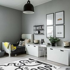 Kids Workspace👧👦 Inspo and Image Regram thanks to 📷 based in Sweden. Amazing kids 👧👦space inspo by Stylists… Baby Bedroom, Kids Bedroom, Bedroom Decor, Ikea Stuva, Kids Workspace, Ikea Kids Room, Boy Room, Room Girls, Babies Rooms