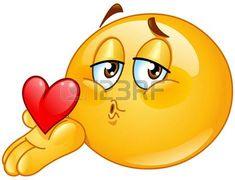 Risultati immagini per emoticon bacio