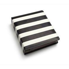 Heidi Swapp Hello Beautiful Memory Planner Black/White Binder