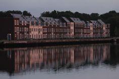 Hollandse Vaart, havenkom Dronten
