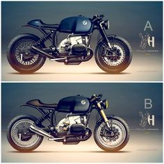 Racing Cafè: Cafè Racer Concepts - BMW R80 #3 by Holographic Hammer