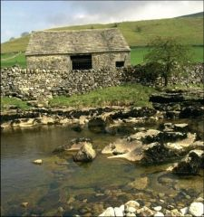 Langstrothdale near the source of the River Wharfe (photograph: Chris Walker)
