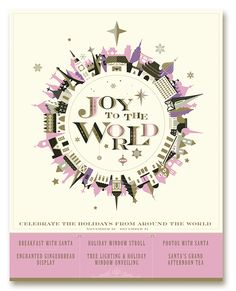 Holidays at the Grand America 2012 on Behance