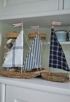 Great idea for found driftwood