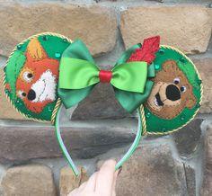 Robin Hood ears!