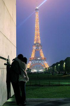 L'amour... Paris