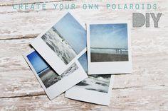create your one polaroids diy!!!!!!!!  the tip of the day http://2.bp.blogspot.com/-WLPAY2Pcm6c/TzxoryjkwsI/AAAAAAAABlY/GHds66IAyMM/s1600/polaroid+DIY+4.jpg