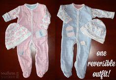 twotara-reversible-neutral-gender-baby-outfit.jpg (789×550)