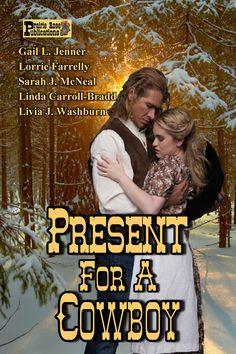 Present for a Cowboy, Christmas Anthology/ When Love Comes Knocking   A lonely widow…an indiscretion…a gift for redemption