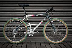 Retro Bikes, Bicycle Painting, Bmx Bicycle, Bicycles, Mountain Biking, Classic, Sports, Image, Bicycle Design
