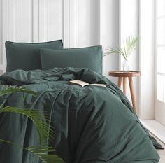 Comforter Cover, Duvet Cover Sets, Linen Bedding, Bedding Sets, Bed Linen, Orange Bedding, Cotton Duvet, Cotton Linen, Look Vintage