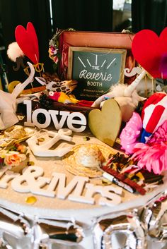 Our props do not disappoint!  www.thereveriebooth.com