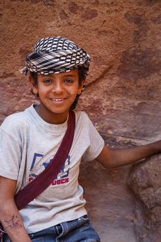 The Boy from Petra