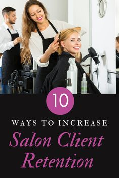 Client retention is the single most important driver of growth in your salon business. The salon industry is extremely competitive , so finding new clients can be difficult and at times expensive.  The good news is that by implementing the strategies discussed in this blog, you will increase your salon client retention and ensure long term business growth.