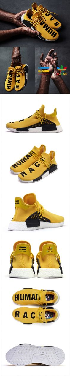 Pharrell x Chanel x adidas NMD Human Race Might Release SHOE