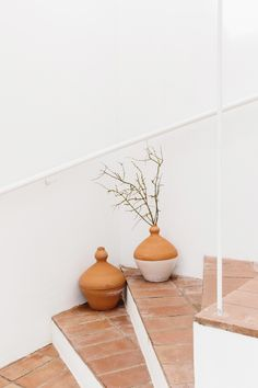 Casa Modesta: A Family House Turned Rural Retreat in Portugal's Algarve (Remodelista: Sourcebook for the Considered Home) Terracotta Floor, Terracotta Pots, Pintura Exterior, Long House, Rural Retreats, Fall Color Palette, Decor Crafts, Home Decor, Algarve