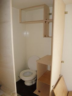 August-September Shelter, Toilet, September, Cabinet, Bathroom, Storage, Furniture, Home Decor, 4x4 Camper Van