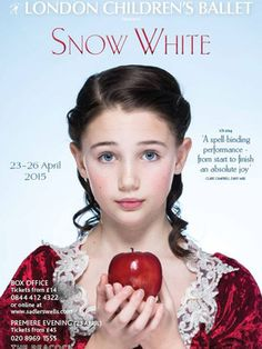 London Childrens Ballet - Snow White 2015