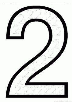 2 Sayısı Çalışma Sayfası Numbers Preschool, Preschool Activities, Paper Boat Origami, Teacher Table, Fruit Coloring Pages, Alphabet Crafts, Step Kids, Handwriting Practice, Writing Numbers
