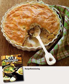 Crab And Asparagus Pie