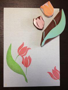 Stamp   Tulip