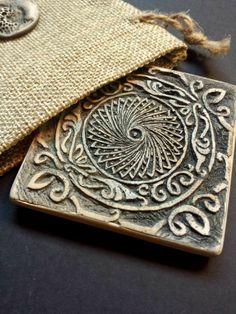 ''Sona Tile'' Fridge Magnet